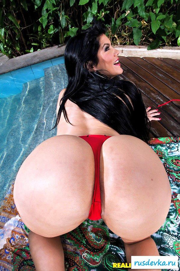 New pornstar huge booty fucked hard by huge cock