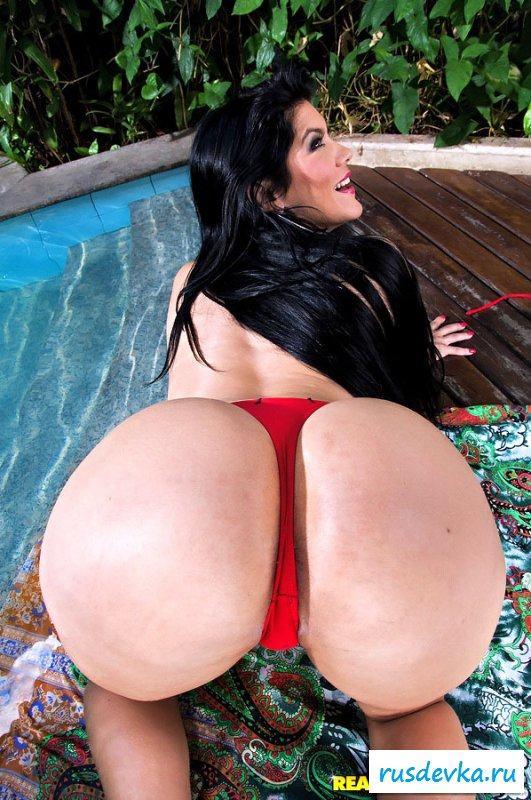 Бразильские сучки с огромными жопами