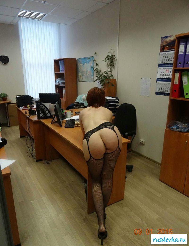 Анны михайловской эротика на рабочем месте рус тремя